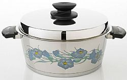 Fissler Blue Dream ημιχύτρα 26cm (1212826)