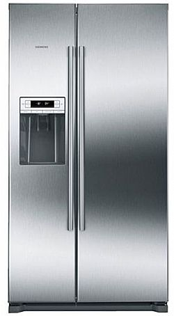 Siemens KA90DVI20 Ψυγείο Ντουλάπα Side by Side No Frost inox Antifinger