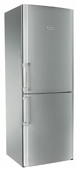 Hotpoint-Ariston ENBLH 19221 FW Ψυγειοκαταψύκτης Full No Frost inox (195x70) A+