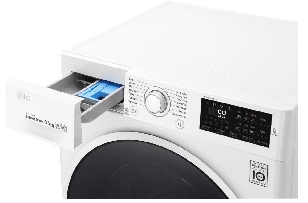 LG F2J6WN0W Πλυντήριο Ρούχων Slim Line 6.5Kg 1200Rpm A+++ ccf15cc2109
