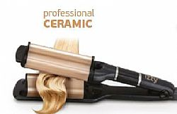 Izzy DEEP WAVE Professional Ceramic Ψαλίδι μαλλιών 222989 8acb3d3cfd3