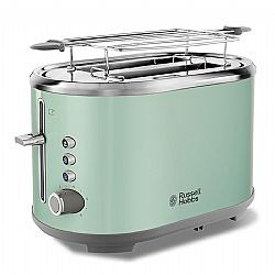Russell Hobbs Bubble 25080-56  Bubble Soft Green Toaster Φρυγανιέρα