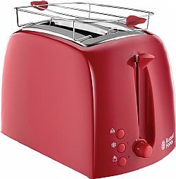 Russell Hobbs 21642-56 Textures Red Φρυγανιέρα