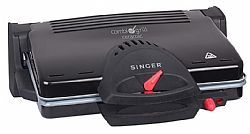 Singer Combi Grill T04-1 Ψηστιέρα Γκριλιέρα Κεραμικές πλάκες