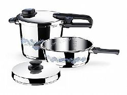 Fissler  Blue Dream Quattro Set ΠΟΛΥΧΥΤΡΑ 8lt + THΓΑΝΙ QUATRO
